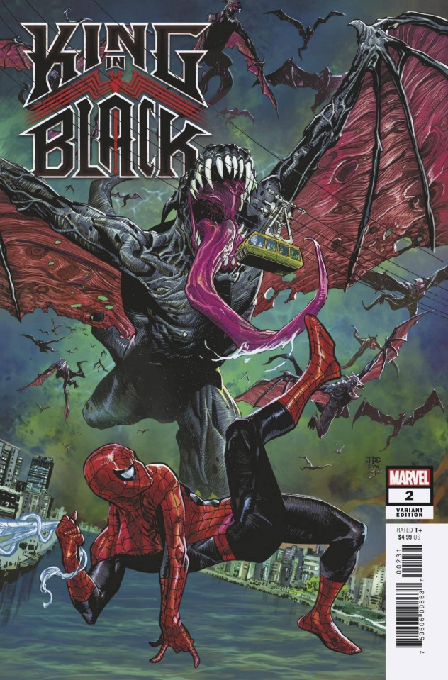 King in Black #2 (Cassara Dragon Cover)