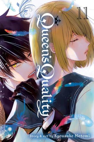 QQ: Queen's Quality Vol. 11