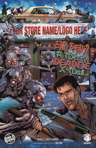 Evil Dead 2: A Merry Deadite X-Mas