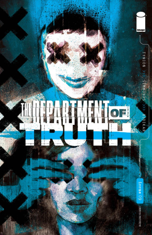 The Department of Truth #9 (2nd Printing)