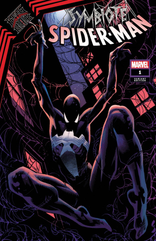 Symbiote Spider-Man: King in Black #1 (Shaw Cover)