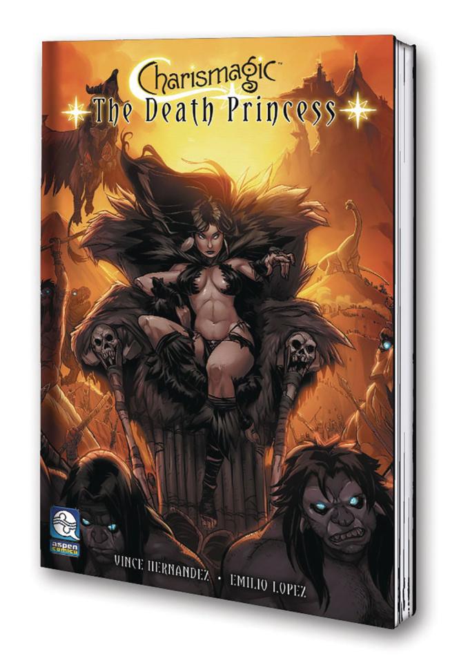 Charismagic: The Death Princess Vol. 1