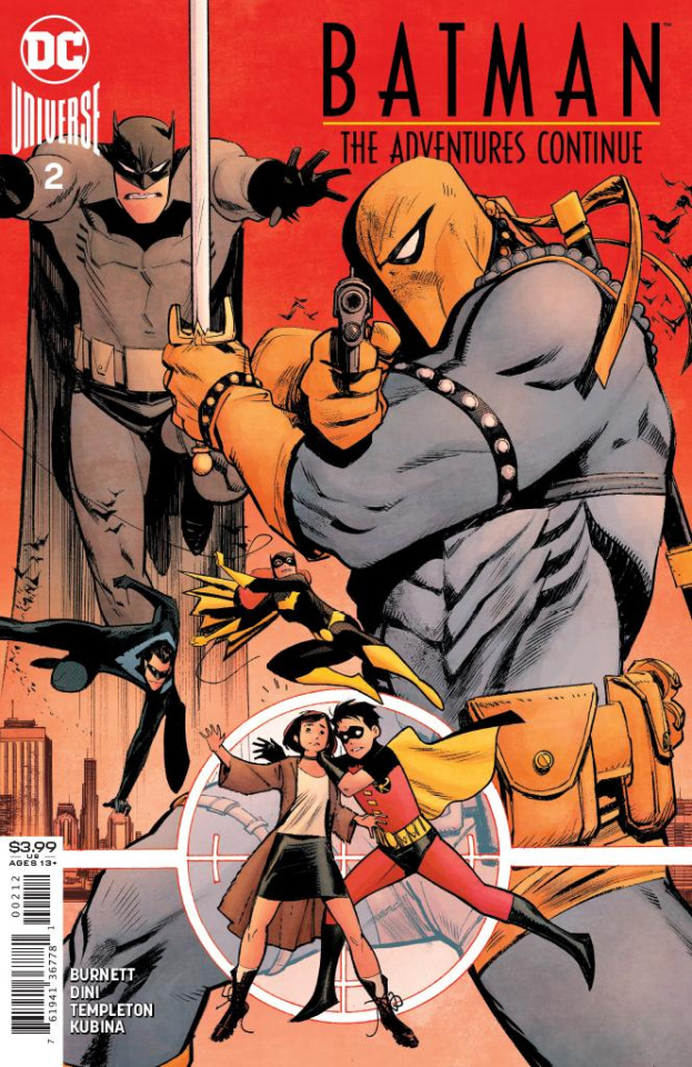 Batman: The Adventures Continue #2 (Sean Murphy Recolored 2nd Printing)