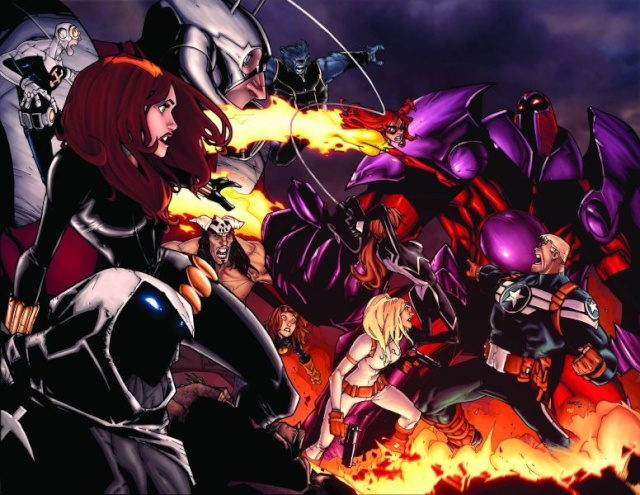 Onslaught: Unleashed #1