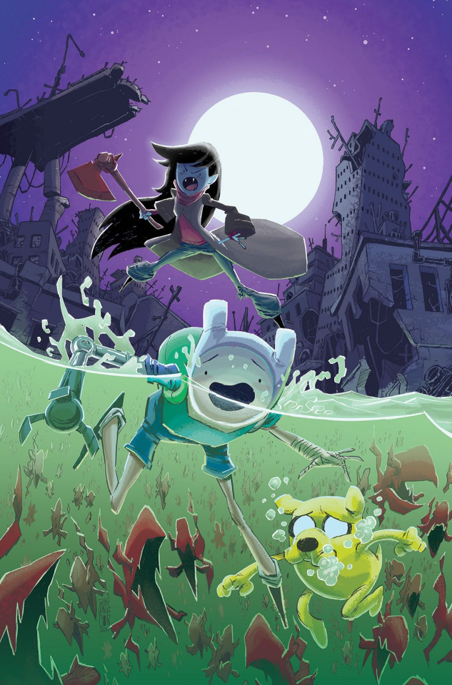 Adventure Time, Season 11 #4