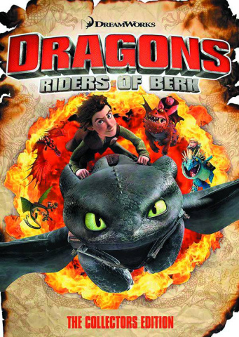 Dragons: Riders of Berk Collection Vol. 1