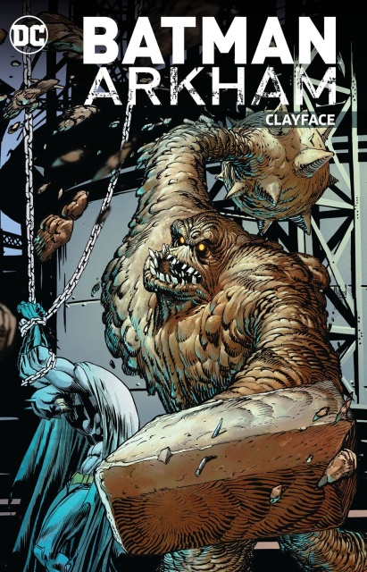 Batman: Arkham - Clayface