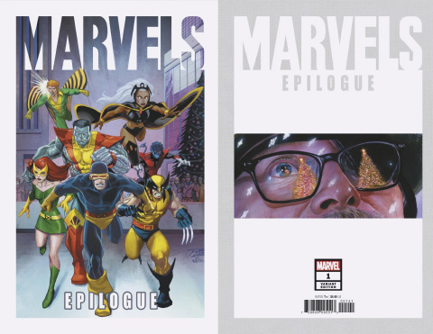 Marvels: Epilogue #1 (Lim Cover)