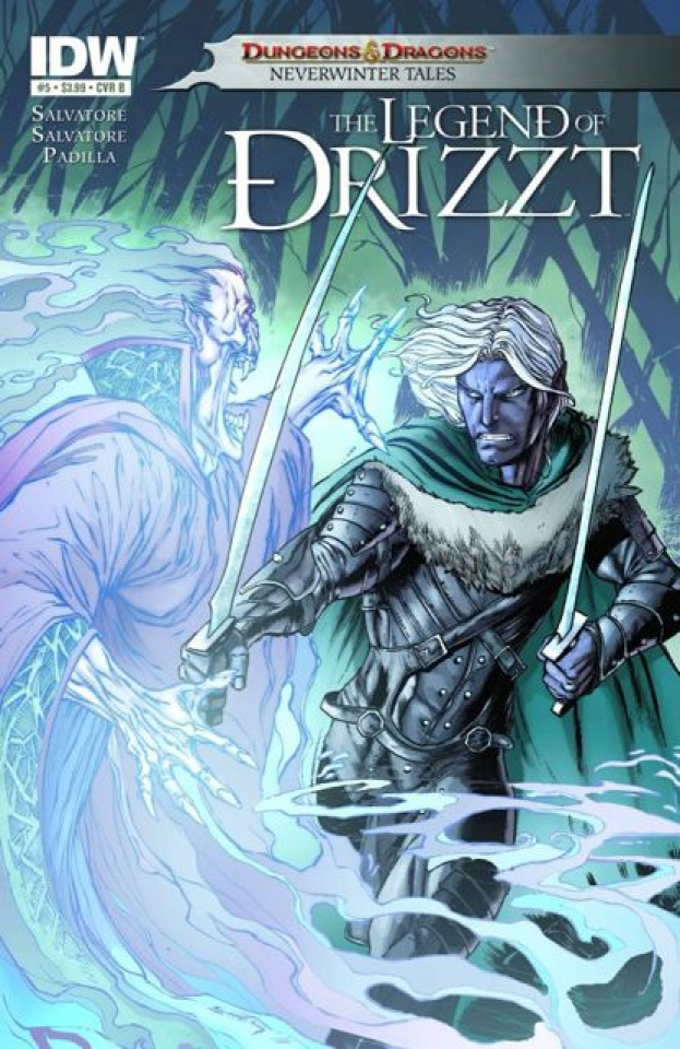 Dungeons & Dragons: The Legend of Drizzt #5