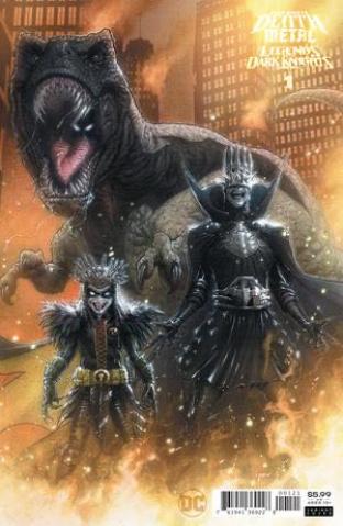 Dark Nights: Death Metal - Legends of the Dark Knights #1 (1:25 Kaare Andrews Cover)