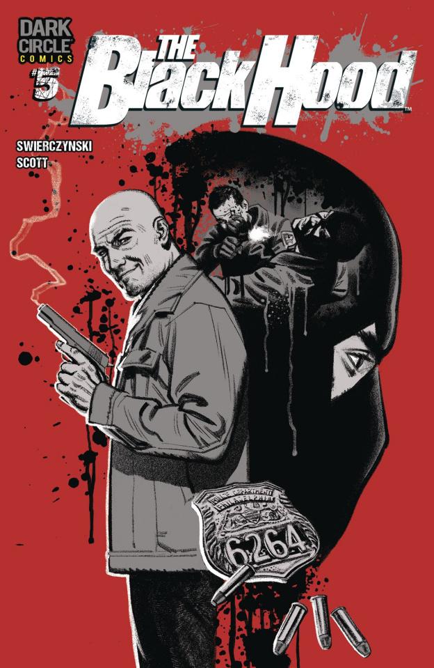 The Black Hood, Season 2 #5 (Smallwood Cover)