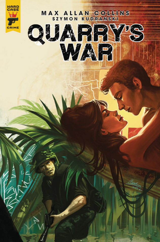 Quarry's War #2 (Ianniciello Cover)