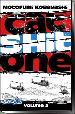 Cat Shit One Vol. 2