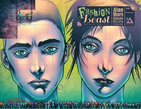 Fashion Beast #10 (Wrap Cover)