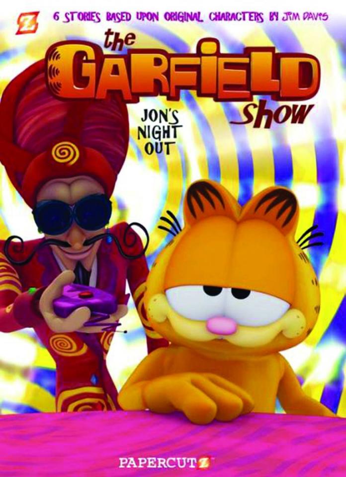 The Garfield Show Vol. 2: Jon's Night Out