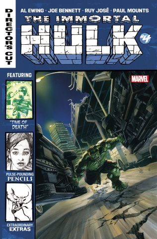 The Immortal Hulk #4 (Director's Cut)