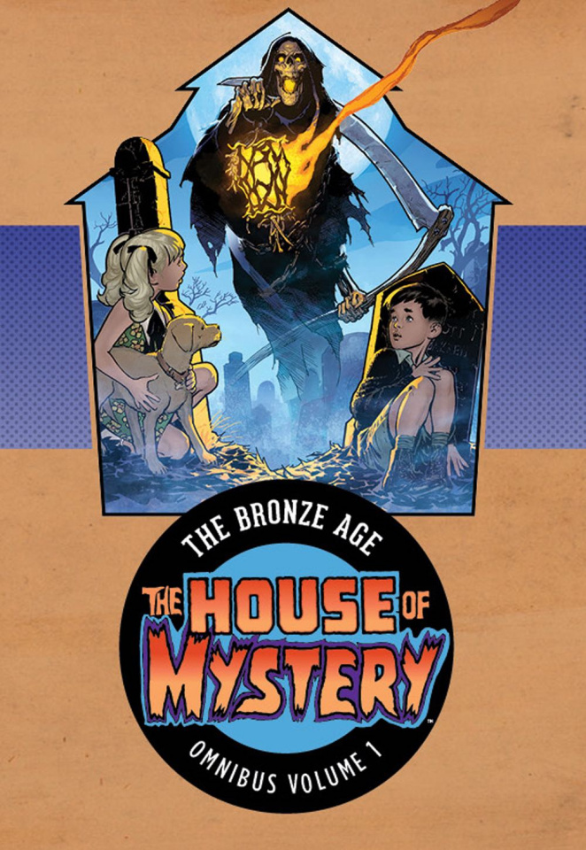 House of Mystery: The Bronze Age Vol. 1 (Omnibus)