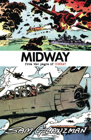 Midway: From the Pages of Combat (Glanzman Cover)