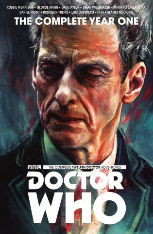 Doctor Who: The Complete Twelfth Doctor Adventures The Complete Year One
