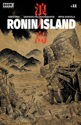 Ronin Island #11 (Preorder Young Cover)