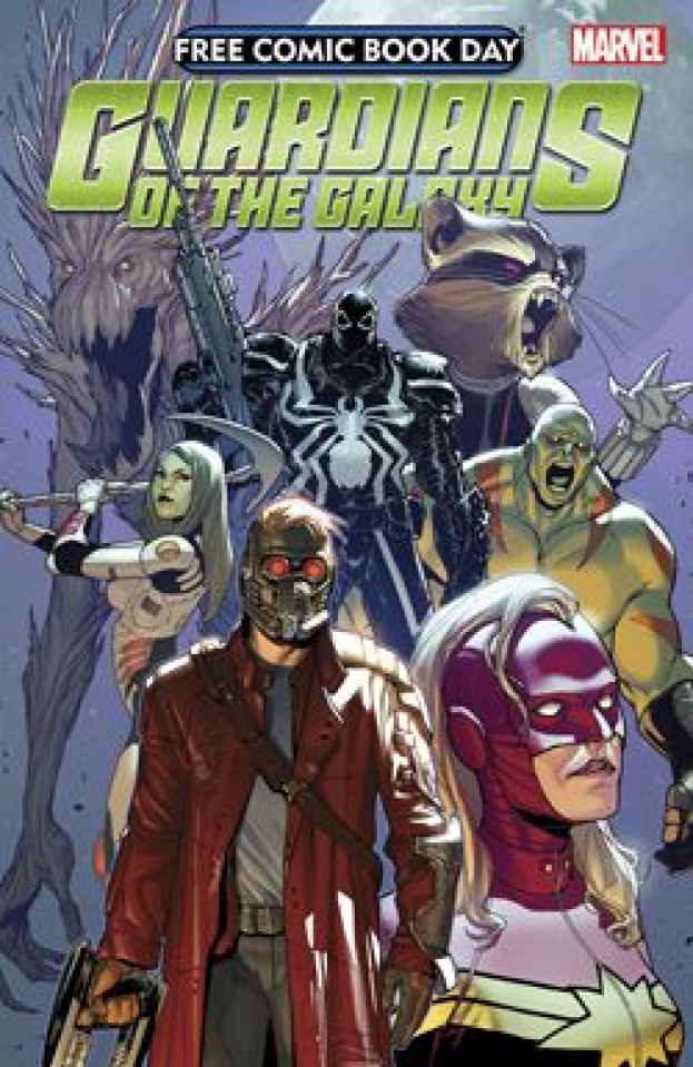 Guardians of the Galaxy (Free Comic Book Day 2014)