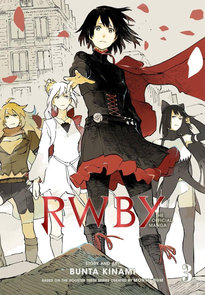 RWBY Vol. 3: Beacon Arc
