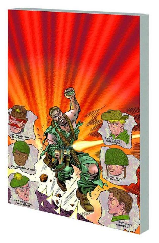 The Essential Sgt. Fury Vol. 1