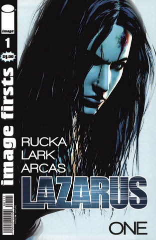 Lazarus #1 (Image Firsts)