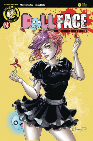 Dollface #11 (Turner Pin Up Cover)