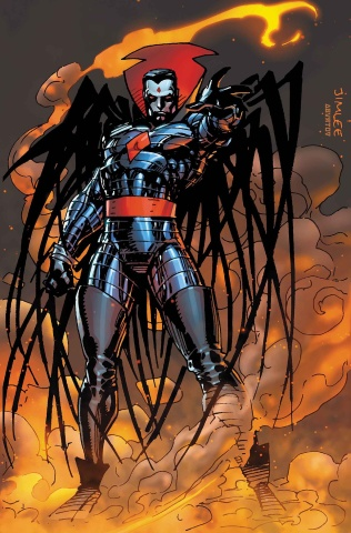 Doctor Strange #23 (X-Men Card Cover)