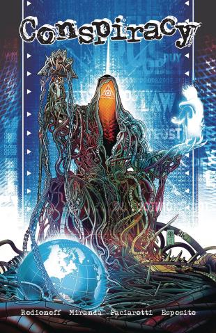 Conspiracy: Illuminati - New World Order