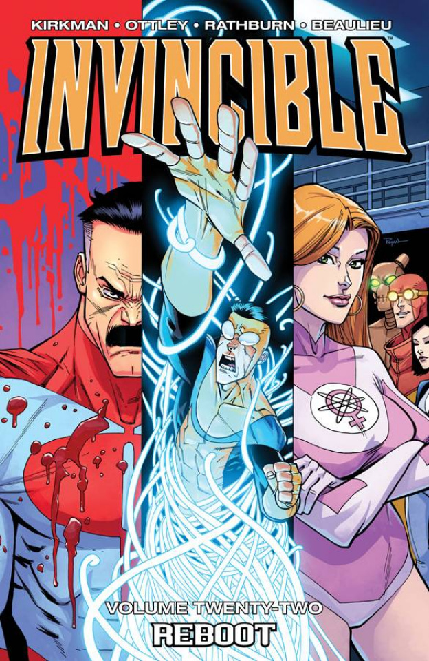 Invincible Vol. 22