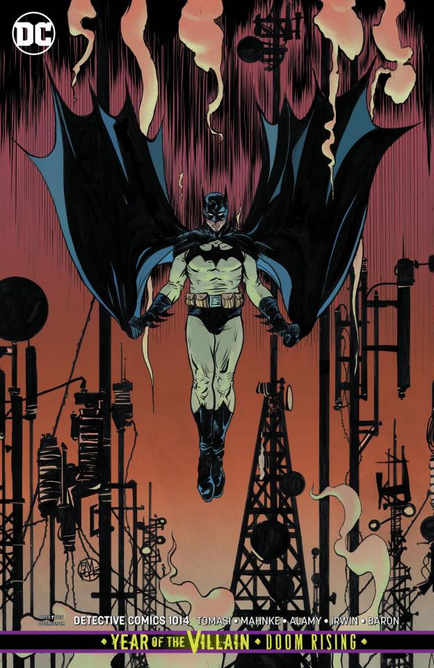 Detective Comics #1014 (Card Stock Cover)