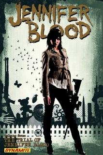Jennifer Blood Vol. 4: The Trial of Jennifer Blood