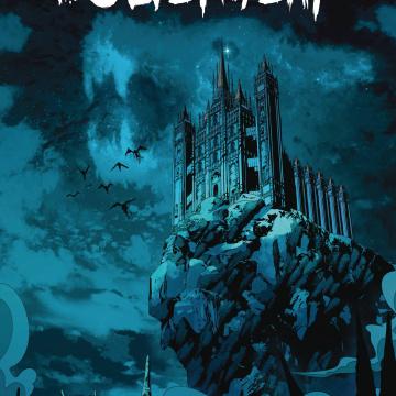 Wolvenheart #8 (Villarreal Cover)