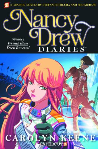 Nancy Drew Diaries Vol. 6