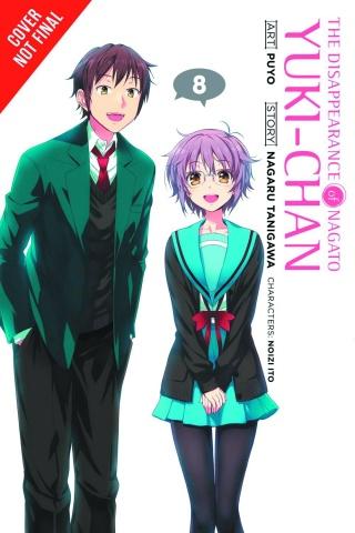 The Disappearance of Nagato Yuki-Chan Vol. 9