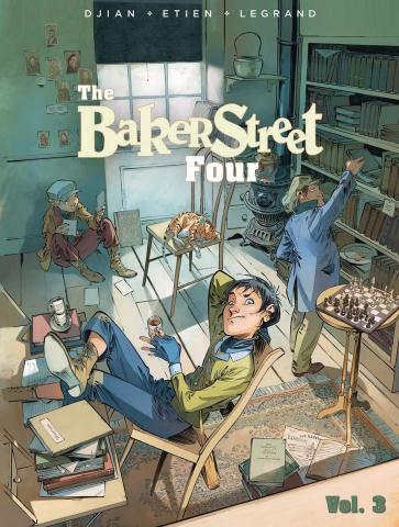 The Baker Street Four Vol. 3