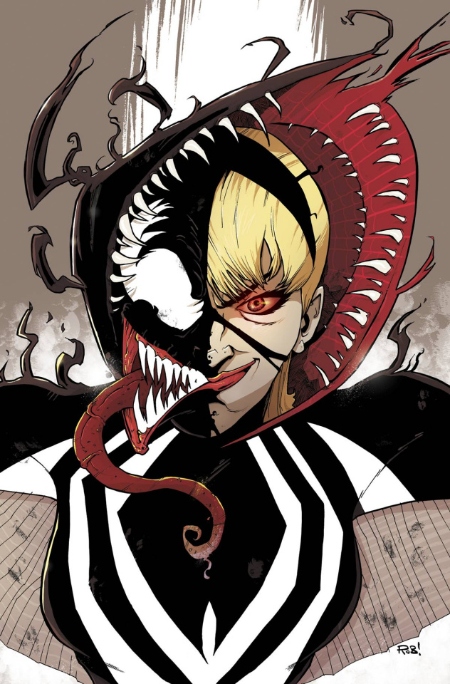 Guardians of Knowhere #1 (Guilloy Gwenom Cover)