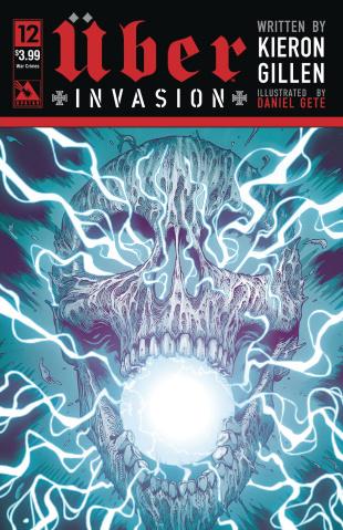 Über: Invasion #12 (War Crimes Cover)