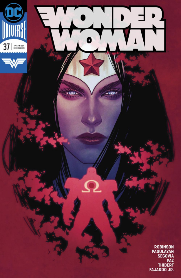 Wonder Woman #37 (Variant Cover)