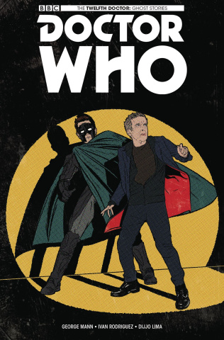 Doctor Who: The Twelfth Doctor - Ghost Stories #1 (Myers Cover)