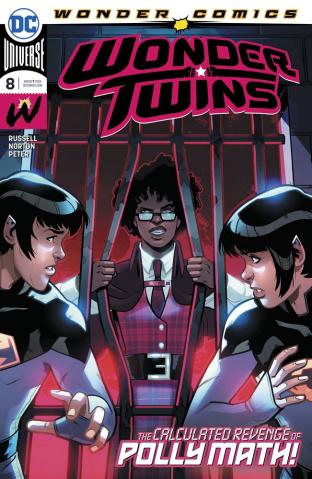 Wonder Twins #8