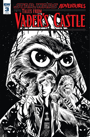 Star Wars: Tales From Vader's Castle #3 (10 Copy Cover)