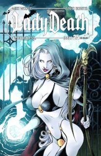 Lady Death #25