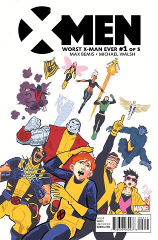 X-Men: The Worst X-Man Ever #1