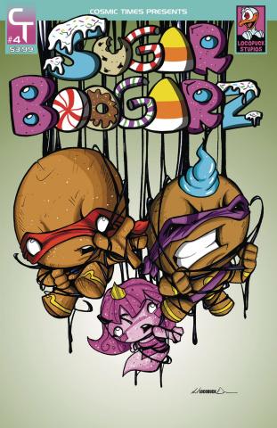 Sugar Boogarz #4