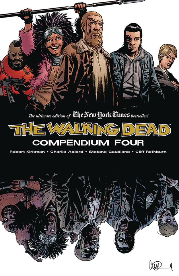 The Walking Dead Vol. 4 (Compendium)