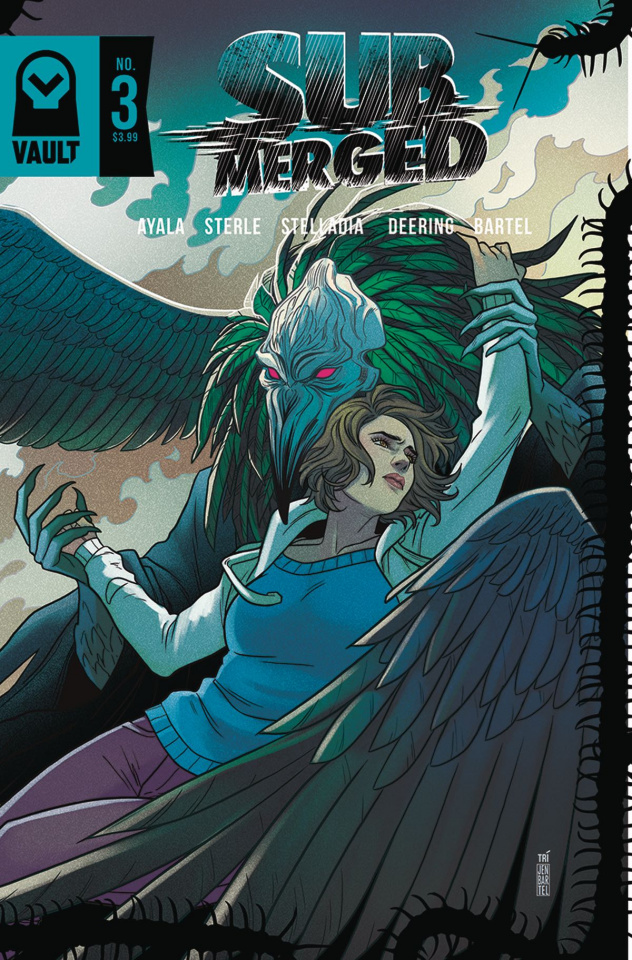 Submerged #3 (Bartel Cover)