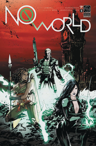 No World #5 (Gunderson Cover)